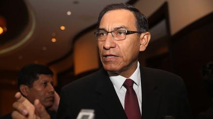 Vizcarra: Puedo dar fe de que PPK quería que Fujimori cumpla arresto domiciliario