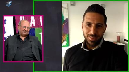 Jefferson Farfán y Claudio Pizarro enviaron este mensaje a Sergio Markarián