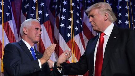 Mike Pence, el vicepresidente conservador que reemplazará a Trump en la Cumbre de las Américas