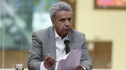 Lenín Moreno confirmó el asesinato de los periodistas que fueron secuestrados