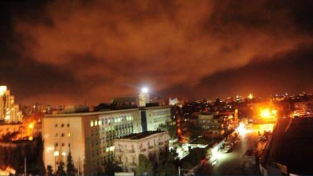 La OTAN mostró su apoyo a los ataques contra Siria
