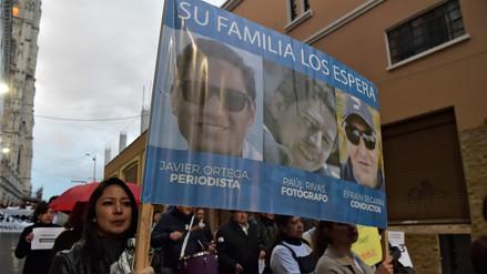 Lo que se sabe de los tres periodistas ecuatorianos secuestrados