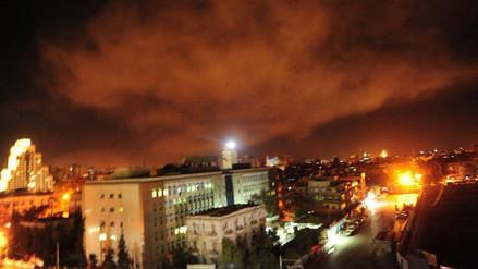 Estados Unidos: objetivos en Siria fueron seleccionados para evitar impactar a fuerzas rusas