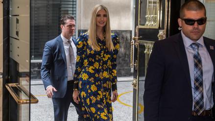 Fotos | Ivanka Trump destaca en redes