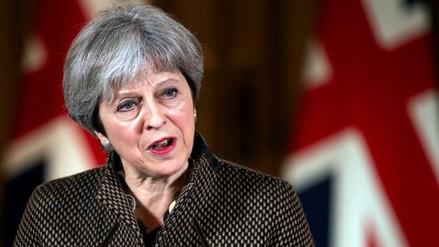 """Theresa May sobre el ataque a Siria: """"Fue limitado, dirigido y efectivo"""""""