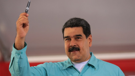 """Nicolás Maduro calificó de """"total fracaso"""" la Cumbre de las Américas en Perú"""