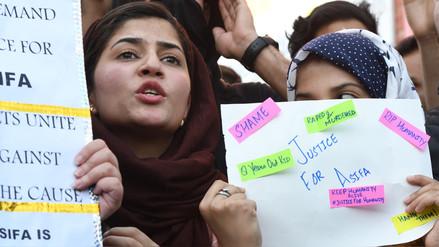 La violación y asesinato de una niña de ocho años desata protestas en la India
