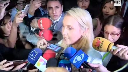 Portavoz en español del Departamento de Estado defendió ataque a Siria en Cumbre de las Américas