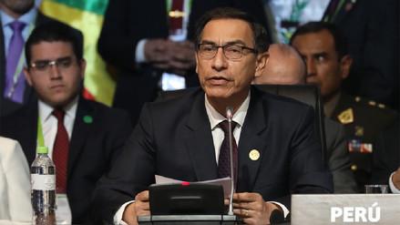 Vizcarra clausuró Cumbre de las Américas con pedido de tolerancia cero a la corrupción