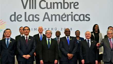 Las posturas de los líderes de la Cumbre de las Américas sobre el ataque en Siria