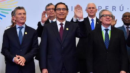 EE.UU. y Grupo de Lima advierten a Maduro que elecciones en Venezuela serán ilegítimas