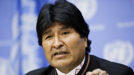 Evo Morales condena la prisión de Lula da Silva: