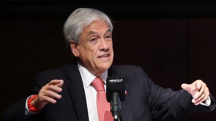 Piñera pide a Venezuela que reconozca la crisis humanitaria y se reencuentre con la democracia