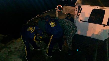 Hallan cuerpos de dos de los pescadores desaparecidos en el mar de Chimbote