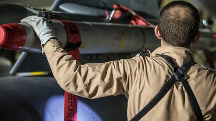 8 claves para conocer el misil con el que Estados Unidos atacó a Siria