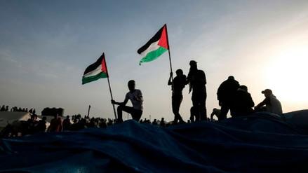 Cuatro milicianos palestinos murieron tras explosión en la Franja Gaza