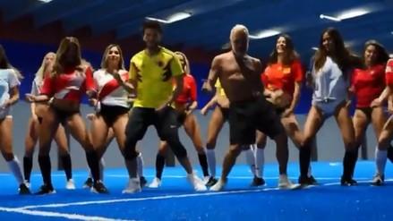 La Bicolor aparece en una nueva canción para el Mundial Rusia 2018