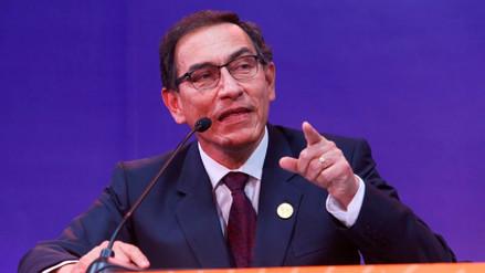 Vizcarra anunció mayor protección y presencia del Estado en las fronteras