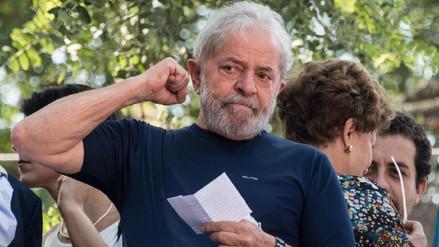 Lula da Silva desde la cárcel: