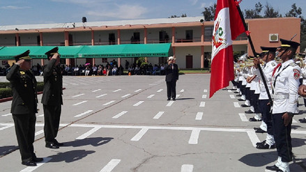 Retiran a cadete de colegio militar de Arequipa por uso de drogas