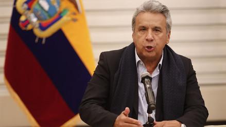 Lenín Moreno dio 10 días a 'Guacho' para que se entregue por crimen contra periodistas