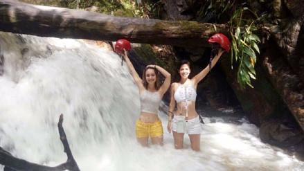 ¡Una aventura en la selva a 8 horas de Lima!