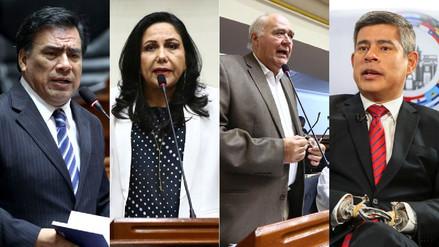 Congresistas: reconstrucción y reactivación económica son temas claves en las reuniones con Villanueva