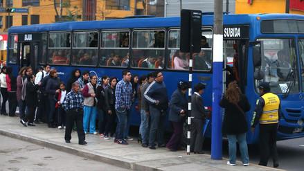 Pasajes para corredores azul, rojo y morado se podrán pagar con tarjetas electrónicas