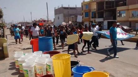 Piden renovar sistema de agua y desagüe ante constantes  problemas