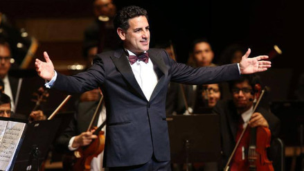 Juan Diego Florez cantará en concierto de gala mundialista en Rusia