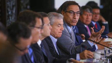 Vizcarra: Se priorizará reactivación de inversión pública en regiones