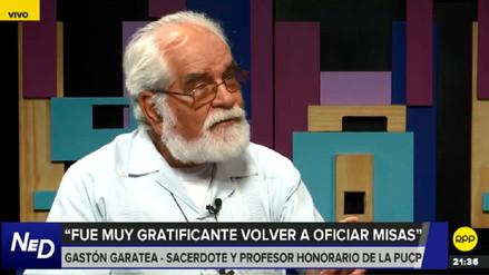 Gastón Garatea: La organización Sodalicio