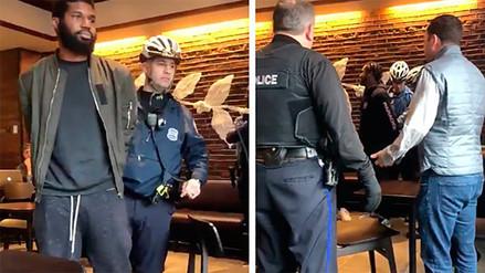 Starbucks enfrenta polémica en EE.UU. acusada de discriminación racial