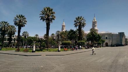 Arequipa fue una de las regiones más visitadas en el 2017