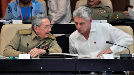 Miguel Díaz-Canel, el sucesor de Raúl Castro como presidente de Cuba