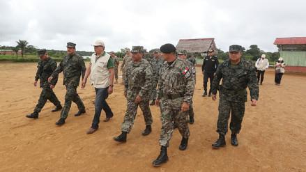 Ministro José Huerta dijo que tomará medidas para un mayor control en la frontera con Colombia