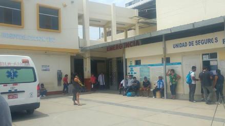 Niña sufre quemaduras y gestante cae de combi en Chiclayo