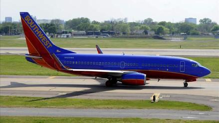 Aterrizaje forzoso en el Aeropuerto Internacional de Filadelfia