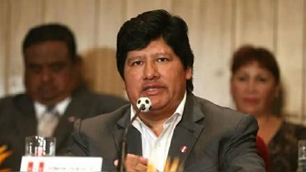 Fiscal presenta nuevo pedido de 26 años de cárcel contra Edwin Oviedo