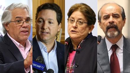 Reacciones en el Congreso tras la declaración de Kenji Fujimori ante la Fiscalía