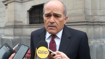 Roque Benavides: Que haya funcionarios de izquierda no quiere decir que no sean sensatos