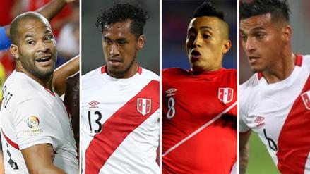 Los jugadores de la Selección Peruana que no viven un buen presente futbolístico