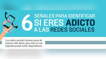 6 señales para identificar si eres adicto a las redes sociales