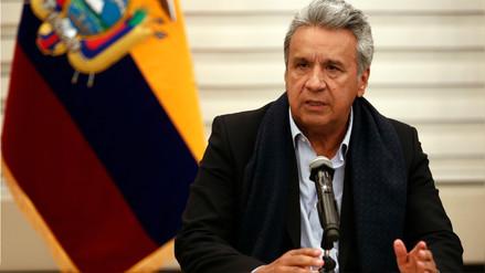 Ecuador suspendió su condición de garante del proceso de paz entre Colombia y el ELN