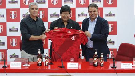 Selección Peruana presentó su tercera camiseta en la Videna