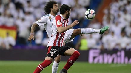 En el Santiago Bernabéu, Real Madrid empató 1-1 con Athletic Club por la Liga Santander