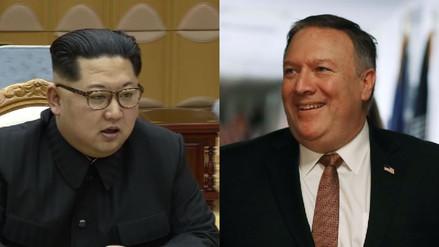 Reunión entre Mike Pompeo y Kim Jong-un fue muy fluida, según Trump