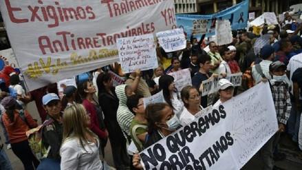 Pacientes venezolanos con VIH protestaron por falta de antirretrovirales