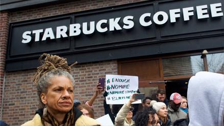 Starbucks cerrará por una tarde todas sus tiendas de EE.UU. tras una denuncia por racismo
