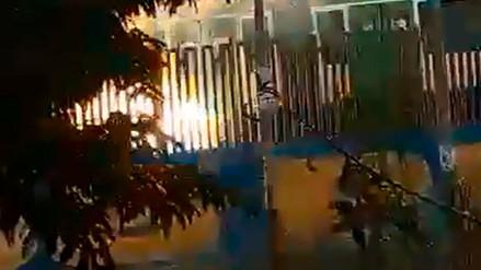 Así fueron las explosiones que causaron el colapso en el Metro de Lima